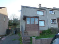 Terraced house in Mossgiel Road, Ardrossan...