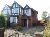 3 bed semi detached property in Nottingham Road, ALFRETON