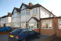 Terraced property in Rutland Drive, Morden