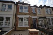 Terraced house to rent in Faraday Road, Wimbledon...