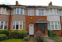 4 bed Terraced house in Bushey Road, Raynes Park...