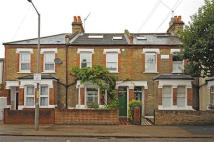 Terraced property in Brathway Road...