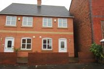Stafford Terrace semi detached property to rent