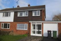 3 bed semi detached property in Admaston Road...