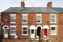 Terraced home in School Street...