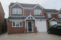 4 bedroom Detached house to rent in Andreas Drive, Muxton...