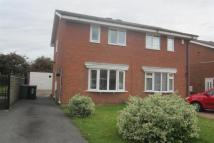 2 bedroom semi detached home in Grovefields, Leegomery...