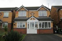 4 bed Detached house in Bullrush Glade...