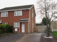 2 bed semi detached house in Mercia Drive Leegomery...