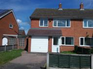 semi detached property in Copperfield Drive Muxton...