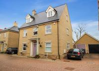 5 bed Detached house in Greenfinch Close...