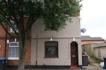 Terraced property in Jubilee Street...
