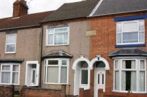 3 bed Terraced home in Lower Hillmorton Road...