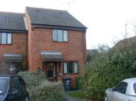 Terraced home in Everdon Close...