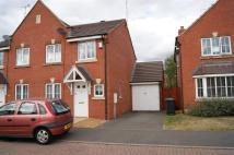 3 bed semi detached home in Aqua Place, Rugby