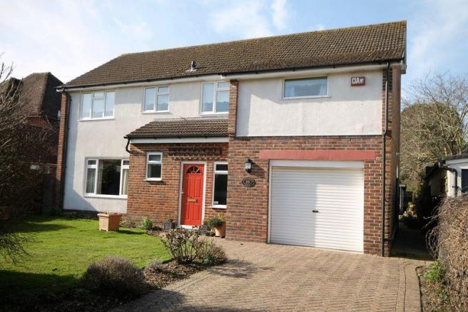 4 bedroom detached house for sale in westbourne avenue