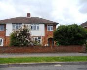 semi detached property in Fairholme, Bedford...