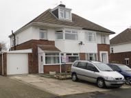 Maisonette for sale in Crossfield Road, Barry...