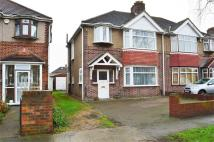 semi detached home for sale in Shelley Crescent...