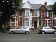 1 bed Terraced house in Albany Road, Roath...