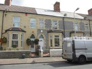 Terraced home in Station Street, Barry...