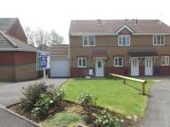 2 bed semi detached house to rent in Llanmead Gardens, Rhoose...