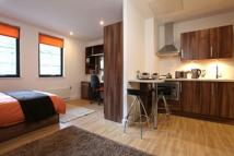 Studio apartment to rent in King Square Studios...