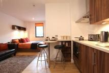 Studio flat in King Square Studios...