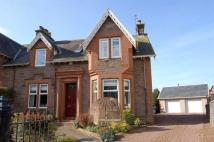 Terraced property for sale in Westport, Lanark