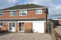 3 bedroom semi detached property for sale in Compton Close, Kinver...