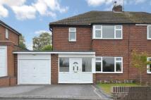 semi detached home in Horton Road, Kinver...