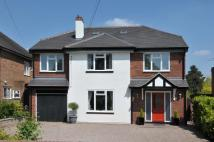 Detached house for sale in White Hill, Kinver...