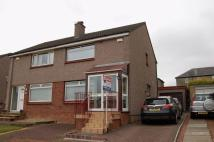 2 bedroom semi detached property in Avon Avenue, Carluke