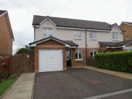 3 bed semi detached property for sale in 24 Bourtree Crescent...