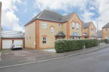 4 bed Detached home in Hocknell Close...