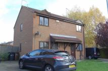 semi detached property in Oakgrove Place...
