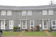 Terraced home for sale in The Crescent Lodge...