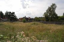 Land for sale in Sunningdale Close...