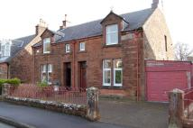 semi detached property in Holm, Cumnock, KA18