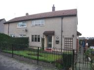 3 bedroom semi detached house in Muirside Road, Tullibody...