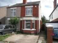 semi detached house in Holbrook Lane, Coventry...