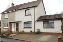 3 bedroom semi detached house in Anton Crescent, Kilsyth...