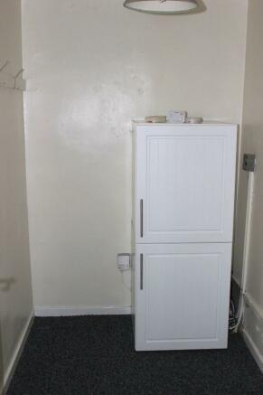 Spacious cupboard