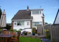 Detached house in Y Glyn, Menai Bridge...