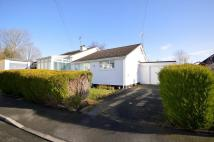 Semi-Detached Bungalow for sale in Lon Y Gamfa...