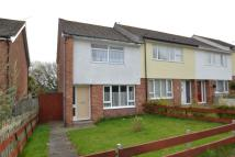 2 bed End of Terrace house in Burton Way, Llanfaes...
