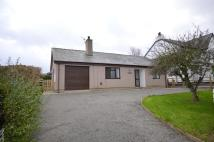 Detached Bungalow to rent in Llandegfan