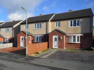 3 bedroom semi detached property to rent in Bro Ednyfed, Llangefni