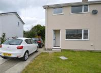 semi detached property for sale in Tyn Rhos Estate, Gaerwen...