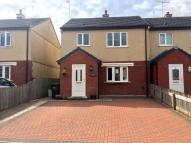 3 bedroom semi detached home to rent in Bro Ednyfed, Llangefni